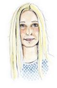 Sofia porträtt